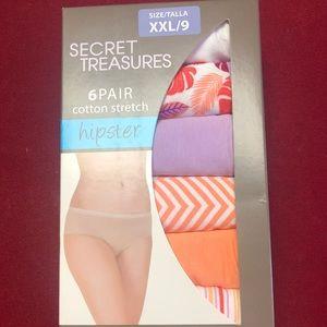 Secret Treasures ladies underwear